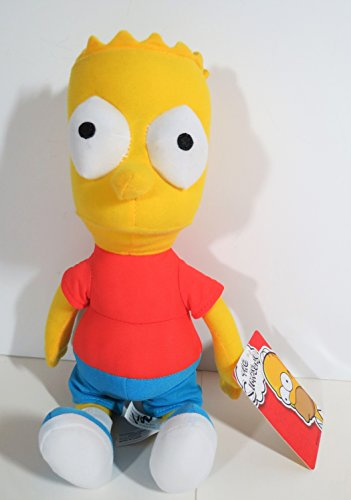 The Simpsons 13' BART Plush Doll by Toy Factory
