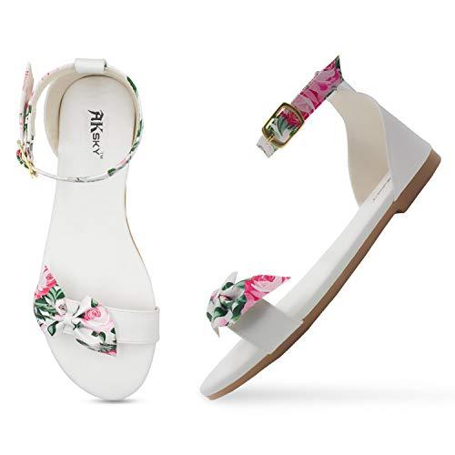 AK SKY Women Stylish Trending Fancy Flat Fashion sandal Price in India