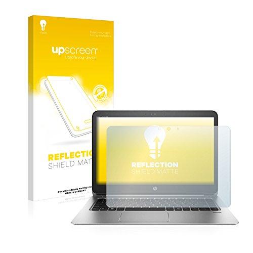 upscreen Entspiegelungs-Schutzfolie kompatibel mit HP EliteBook Folio 1040 G3 Touch – Anti-Reflex Bildschirmschutz-Folie Matt