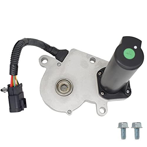 4WD Transfer Case Shift Encoder Actuator Motor for Chevy Silverado Suburban Tahoe for GMC Sierra Yukon for Dodge Ram 1500 2500 for Cadillac Escalade ESV EXT 03-10 Replace 19125571 600910 88962314