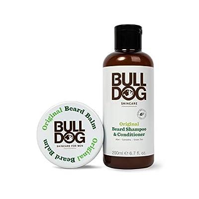 Bulldog Skincare Original Beard Care Bundle by Bulldog Skincare
