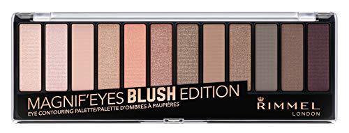 Rimmel Magnif'eyes Eye Palette, Blush Edition. Pack of 1