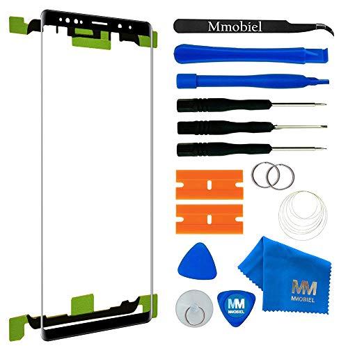 MMOBIEL Kit Reemplazo Pantalla Táctil Compatible con Samsung Galaxy Note 9 N960 Series 6,4 Pulg (Negro) Inc Herramientas