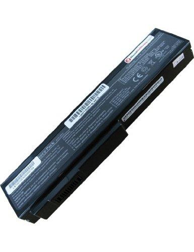 Batterie pour ASUS M50, 11.1V, 4400mAh, Li-ion