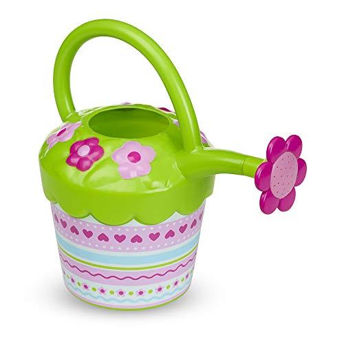 Melissa & Doug- Petals Watering Can, Multicolor (16724)
