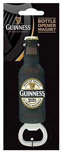 Guinness - Calamita con apribottiglie 3D