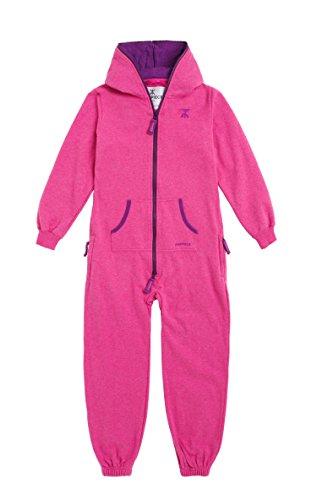 Onepiece Jumpsuit voor meisjes, effen