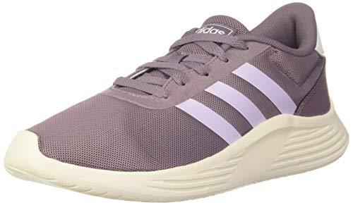 Adidas EG3294, Zapatillas de Atletismo Mujer, Purple/White, 37 EU