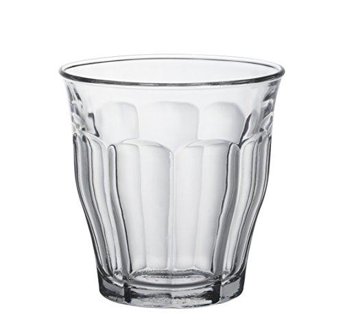 Duralex Picardie 1027AC04 Trinkgläser, 25°cl, transparent, 4Stück