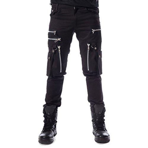 Vixxsin Gothic Jeans Hose - Andre 36/34