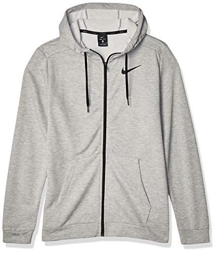 Jaqueta Nike Dry Fz Fleece Cinza
