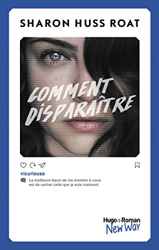Comment disparaître (New Way) par [Sharon Huss roat, Pauline Vidal]