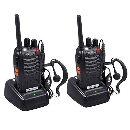 eSynic Walkie Talkies-2 way radi...