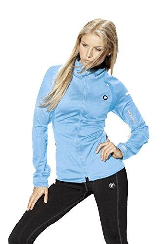 Chaqueta Shoftshell con el logo BMW de Puma, para mujer, talla  S