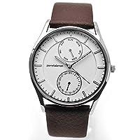 ピエールタラモン クオーツ メンズ 腕時計 PT-5500H-2 ホワイト [並行輸入品]