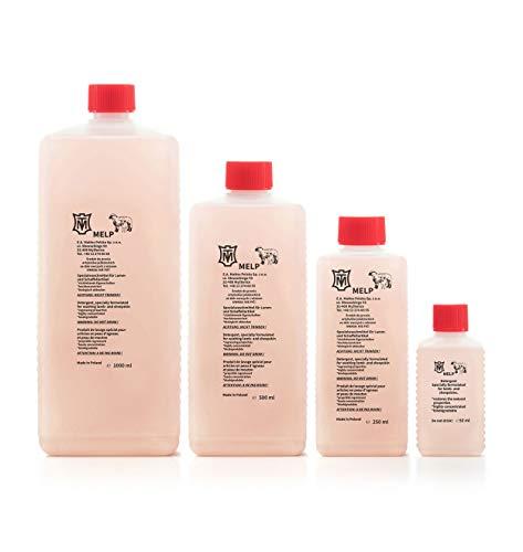 Mattes Waschmittel MELP, 500ml. Grundpreis: 1000ml.= 21,80€