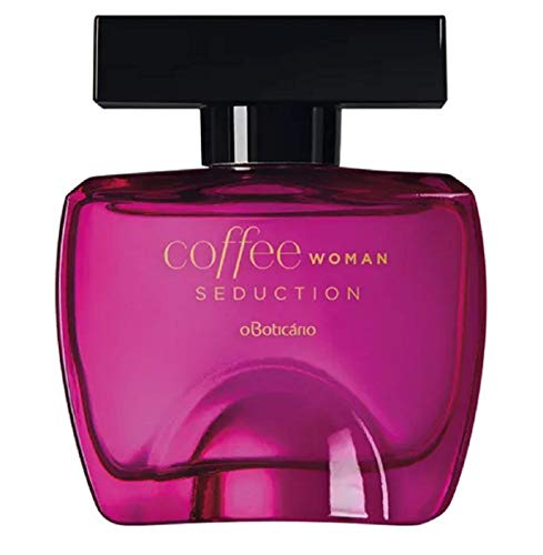 Colônia/Perfume Coffee Woman Seduction 100ml - O Boticario