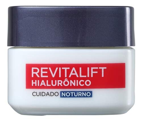 L'oréal Paris Revitalift Hialurônico Noturno Anti-idade 50ml