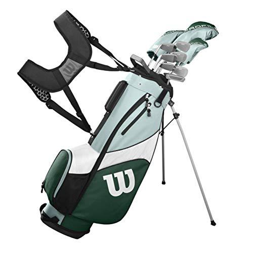 Wilson Golf Profile SGI Women's Complete Golf Set — Regular - Carry, Right Hand