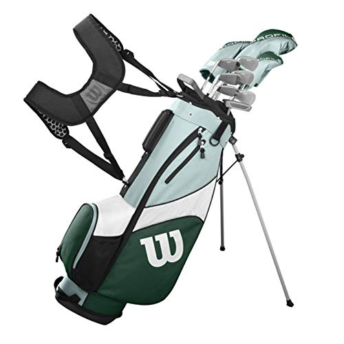 Wilson Golf Profile SGI Women's Complete Golf Set — Regular - Carry, Right Hand
