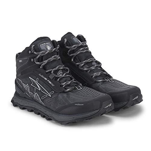 ALTRA Lone Peak 4 Mid RSM Trail Running Schuhe Herren Black Schuhgröße US 10 | EU 44 2020 Laufsport Schuhe