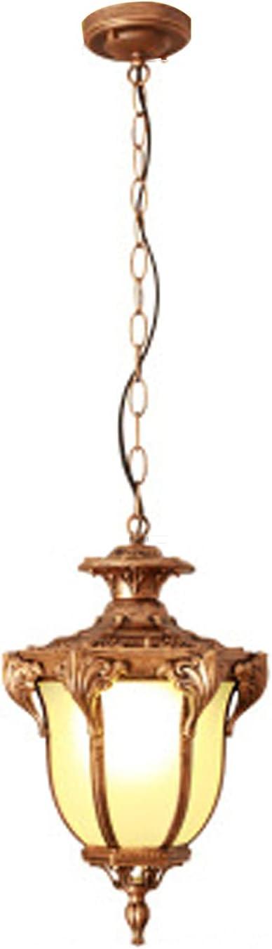 Wylolik Vintage Industrial Pendant Lamp Max 40% OFF Outdoor Waterproo Bronze Industry No. 1