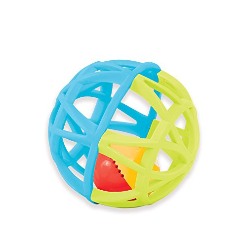 Manhattan Toy Jazzy Ball Lumières et Sons Jouet et Hochet
