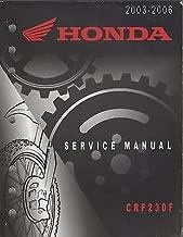 2003-2006 HONDA MOTORCYCLE CRF230F SERVICE SHOP MANUAL (097)