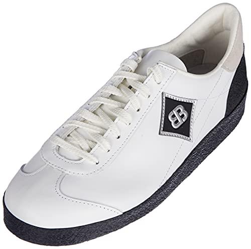 Brütting Astroturfer Unisex Buty sneakersy, biały, 46 EU