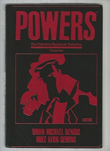 Powers: The Definitive Hardcover Collection, Volume 1