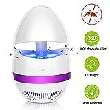SUNNEST Electric Mosquito Killer Lights, Bug Zapper light UV Insect Killer Portable, Fly Zapper Light For...