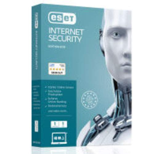 ESET Internet Security 2019 3 PC/WIN 1 Jahr | Aktivierungscode per E-Mail & Post | Download | FFP | ESD-Software by MBS-FIRE®