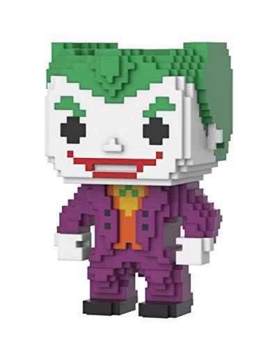 Funko The Joker - DC Super Heroes 8-Bit Pop! Vinyl Figure #11 GameStop Exclusive