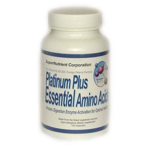 Platinum Plus Essential Amino Acids, 120 vegetarian capsules