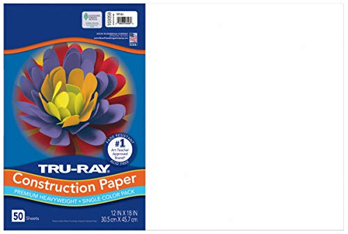 12 x 18 white drawing paper - 6
