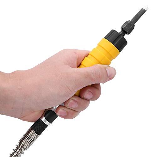 Kit de herramientas de tallado de cincel de madera eléctrico con cincel...