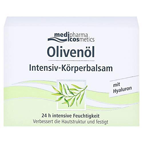 Dr. Theiss Naturwaren GmbH Olivenöl IntensivKörperbalsam, Farblos, 250 milliliter
