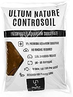 Ultum Nature Controsoil Freshwater Planted Aquarium Substrate - Extra Fine Brown