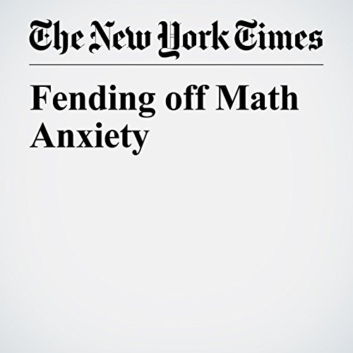 Fending off Math Anxiety audiobook cover art