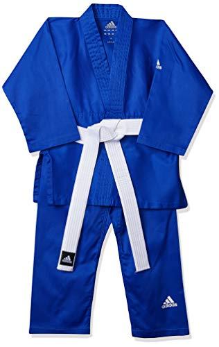 Adidas Kimono Judo Infantil, Tam 150, Azul