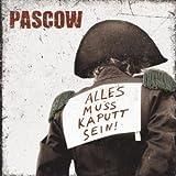 Songtexte von Pascow - Alles muss kaputt sein!