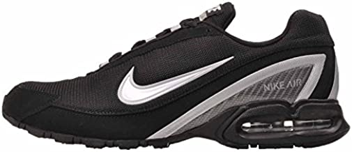 Nike Men's Air Max Torch 3 Running Shoes (11 M US, Black/White)