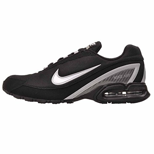Nike Men's Air Max Torch 3 Running Shoes (8 M US, Black/White)