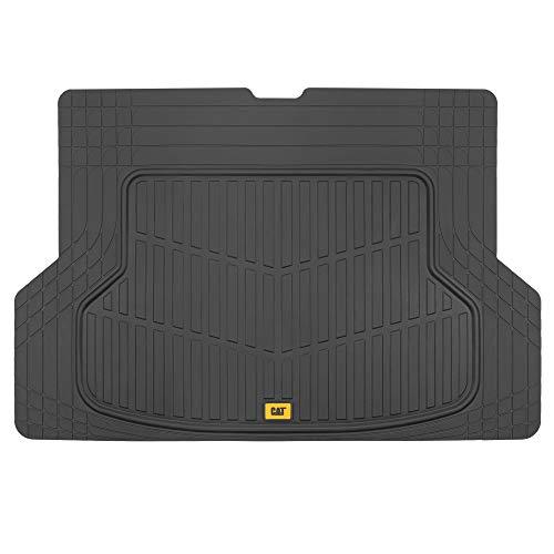 Caterpillar ToughRide Heavy Duty Automotive Rubber Cargo Liner Trunk Floor Mat,...
