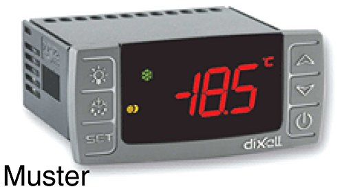 Elektronische regelaar Dixell XR 70 CX 5, 230 V, 16 A BLUE + display