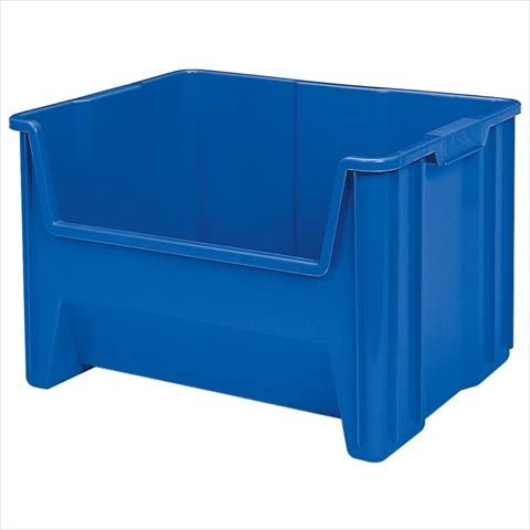 Stak N Store Bin Set of 3 Color Blue Size 12 48 H x 19 88 W x 15 25 D product image