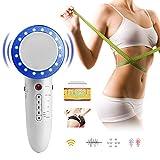 6-in-1 Anti Cellulite Massagegerät, Ultraschall Körper Abnehmen Maschine, Body Schlankheitskur Massager, lUltraschall EMS Straffende Formung Gewichtsverlust Hautstraffung Gerät