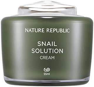 Nature Republic Snail Solution Cream 55ml