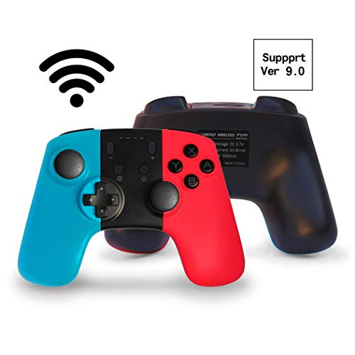JFUNE Wireless Pro Controller for Nintendo Switch, Mando Controlador Inalámbrico para Nintendo Switch