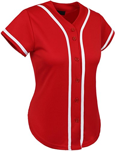 Women's Baseball & Softball Jerseys
